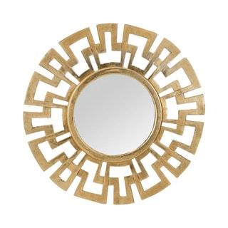 Dimond Home Greek Key Wall Mirror - Gold