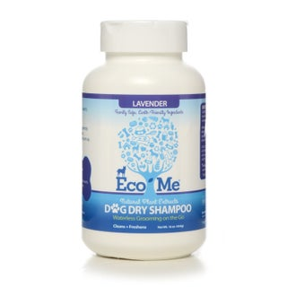 Eco-Me 16-ounce All Natural Dog Dry Shampoo (Pack of 6) (2 options available)