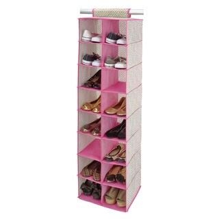 ClosetCandie 16 or 10-pocket Shoe Organizer