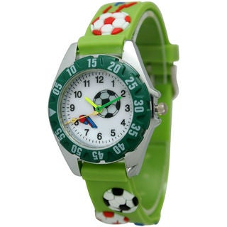 Olivia Pratt Kids' Soccer Watch