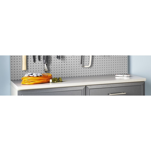 ClosetMaid ProGarage 48 Inch Bench Work Top