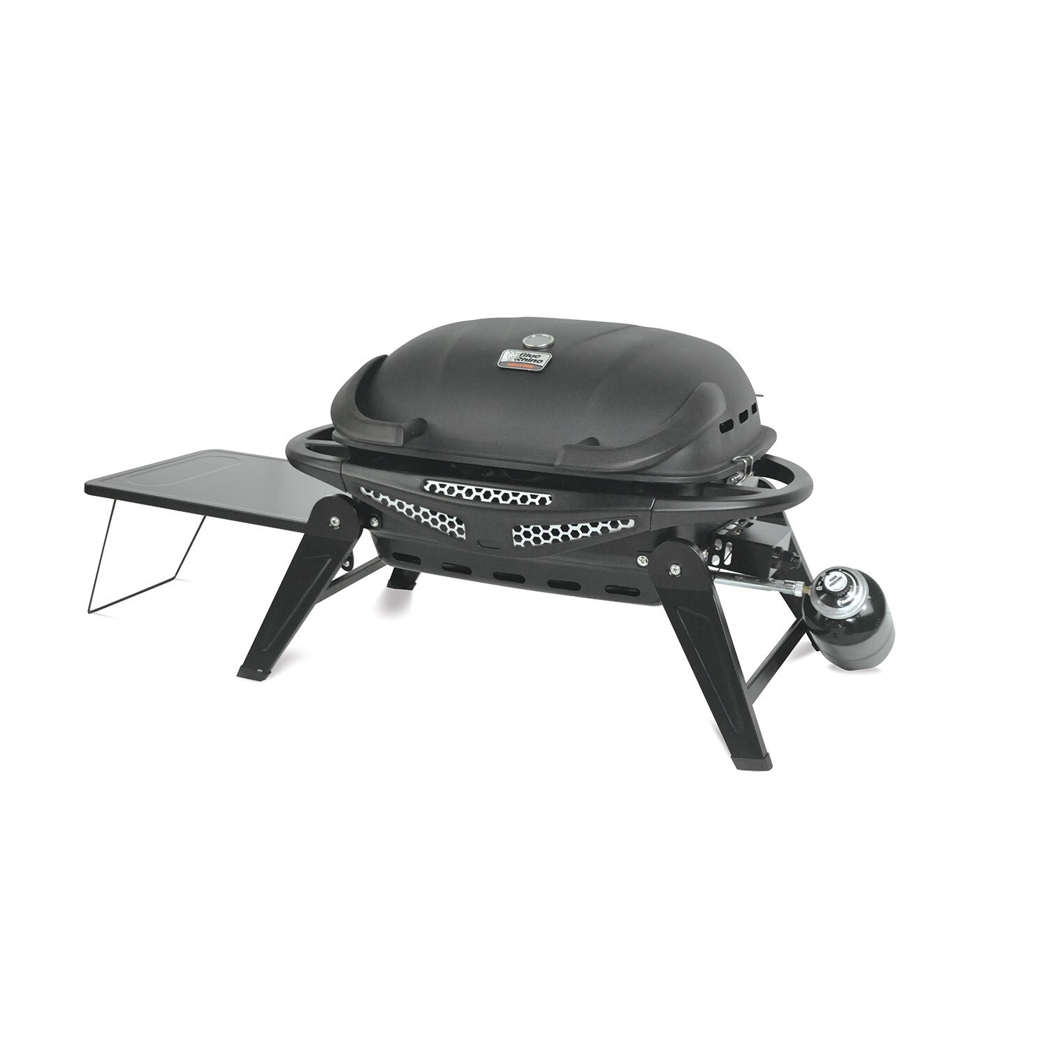 Blue Rhino Outdoor Gas/Charcoal (Grey) Portable Tabletop ...