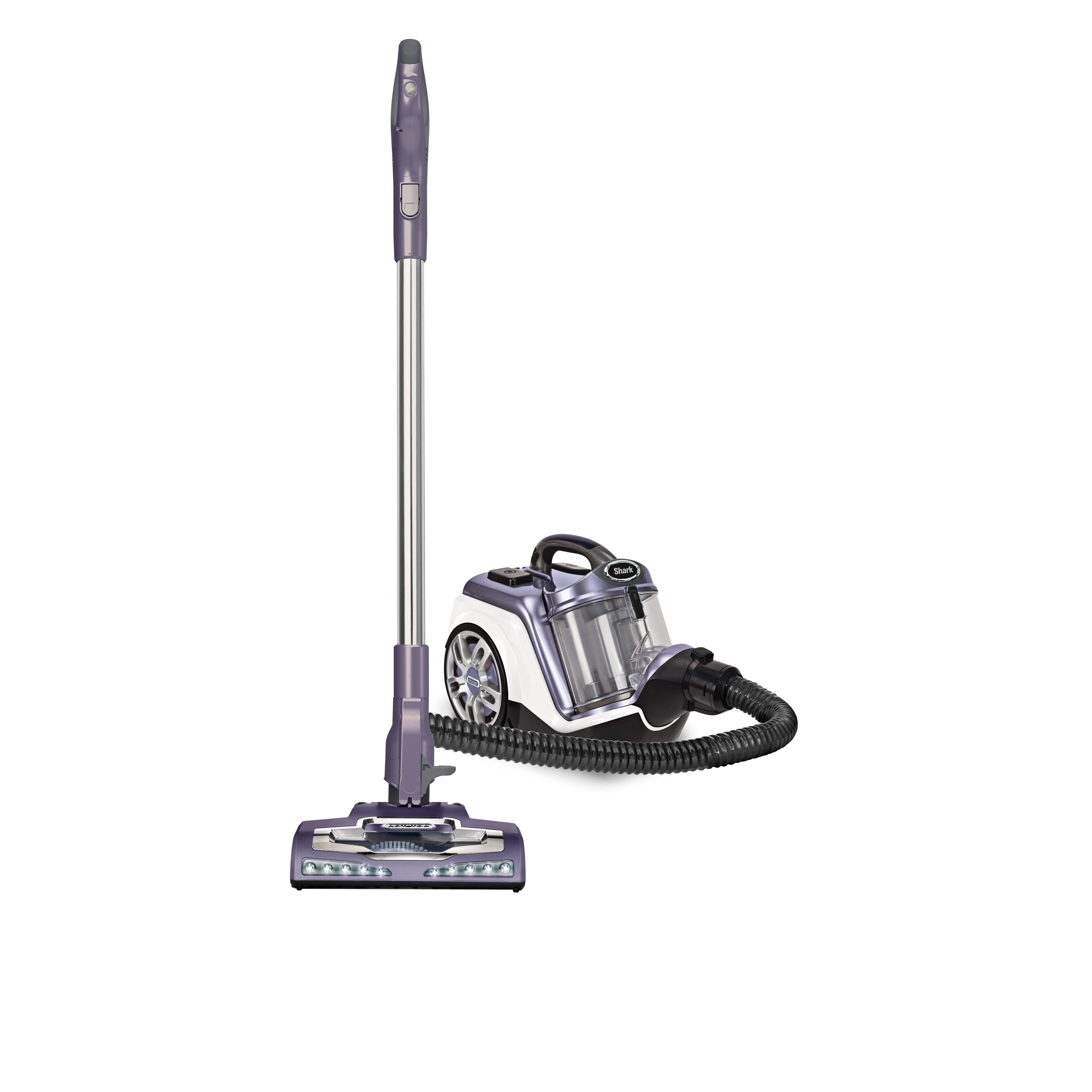 Shark NR96 Rotator Powered Lift-Away Bagless Canister Vac...