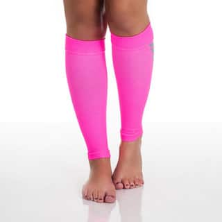 Remedy Calf Compression Running Sleeve Socks|https://ak1.ostkcdn.com/images/products/10456213/P17548512.jpg?impolicy=medium