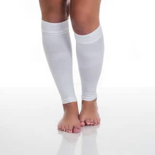 Remedy Calf Compression Running Sleeve Socks|https://ak1.ostkcdn.com/images/products/10456214/P17548513.jpg?impolicy=medium