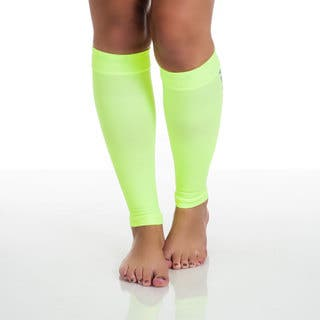 Remedy Calf Compression Running Sleeve Socks|https://ak1.ostkcdn.com/images/products/10456215/P17548514.jpg?impolicy=medium