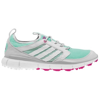 Adidas Women's Adistar Climacool Bahia Mint/ Clear Grey/ Running White Golf Shoes