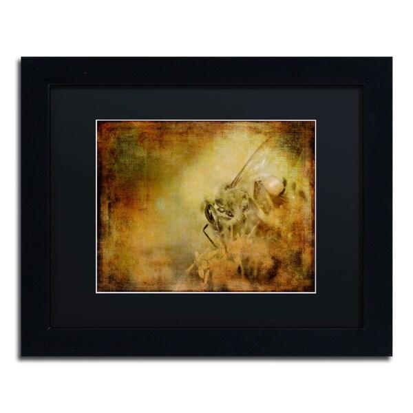 Lois Bryan \'Spices From a Million Flowers\' Black Matte, Black Framed ...