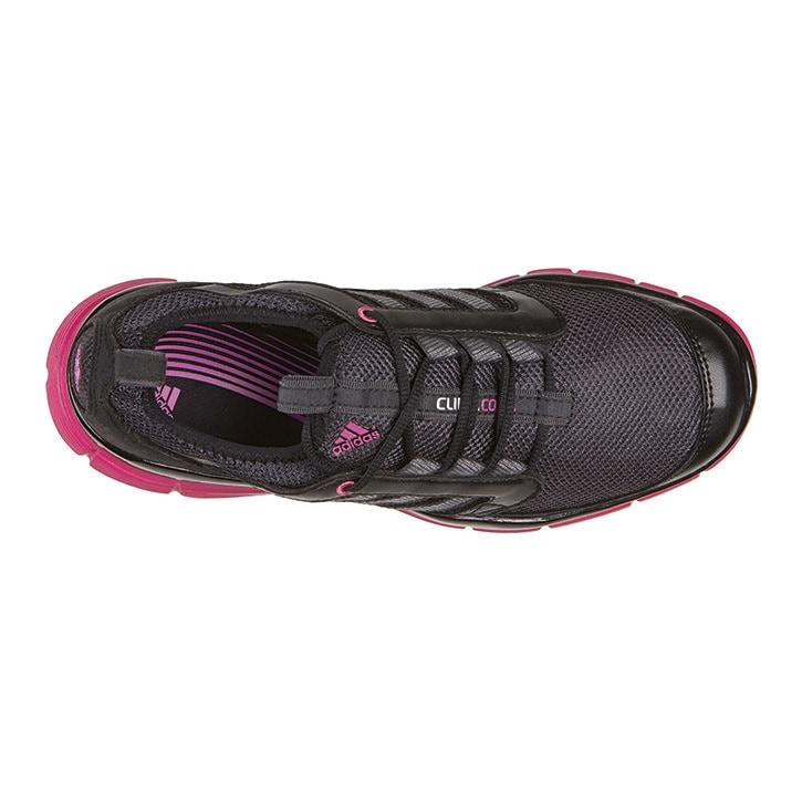 Adidas Women's Adistar Climacool Black/Carbon/Bahia Magenta Golf Shoes