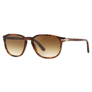 Persol Men's PO3019S Plastic Square Sunglasses