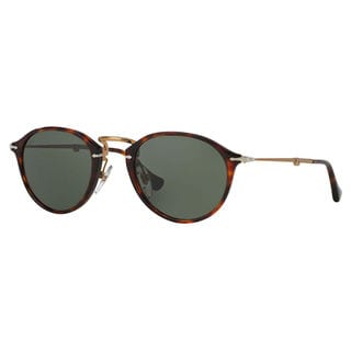 Persol Men's PO3075S Plastic Phantos Sunglasses