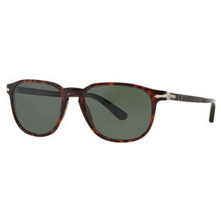 Persol Men's PO3019S Plastic Square Sunglasses