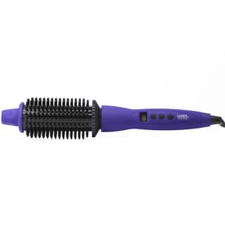 Calista Tools Perfecter Pro Grip 1.5-inch Heated Round Brush & Bag|https://ak1.ostkcdn.com/images/products/10456530/P17548776.jpg?impolicy=medium