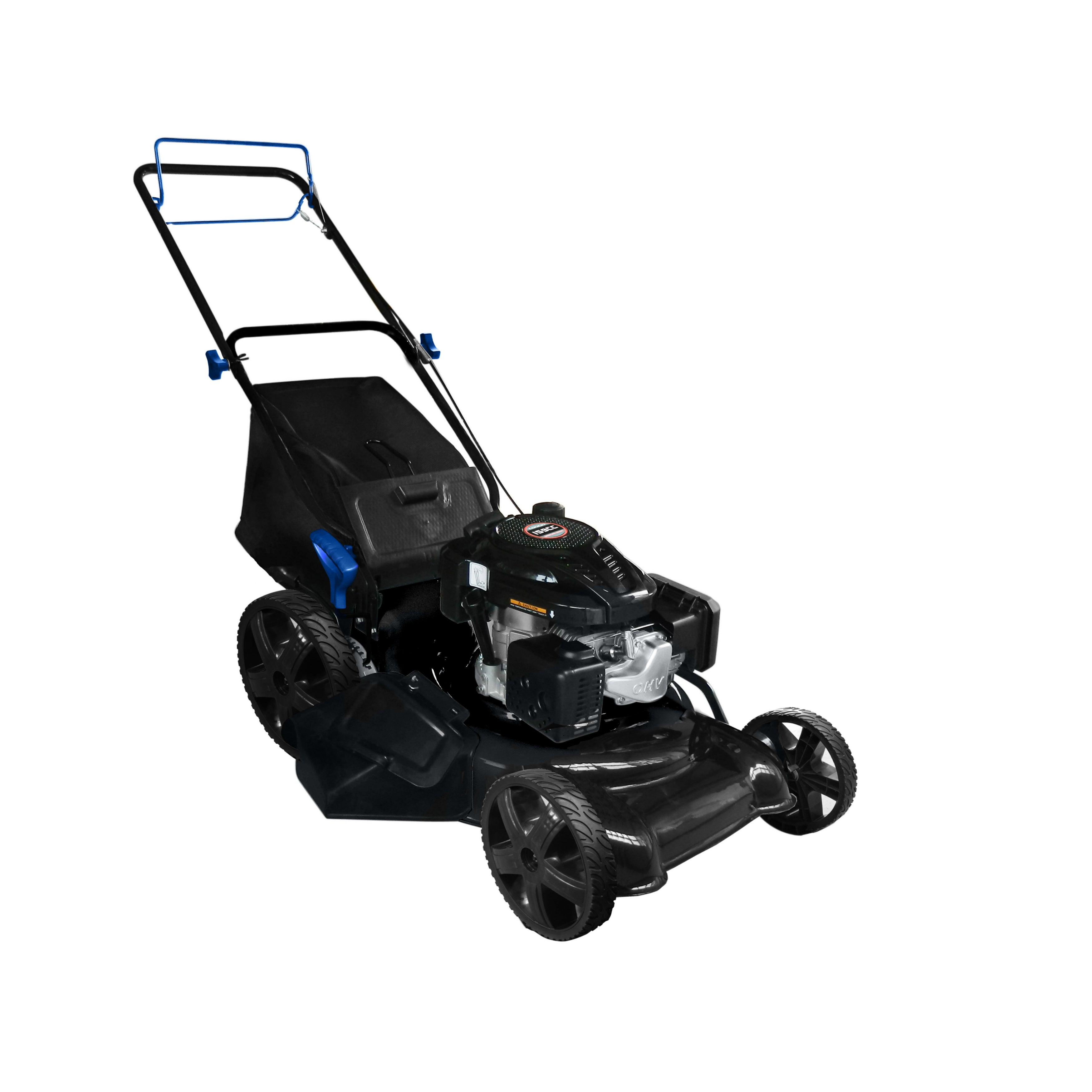 Aavix AGT1321 22-inch 159CC Self Propelled 3-In-One Gas L...