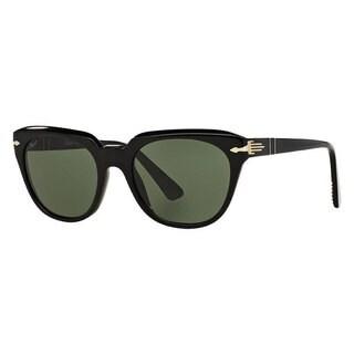 Persol Women's PO3111S Plastic Square Sunglasses