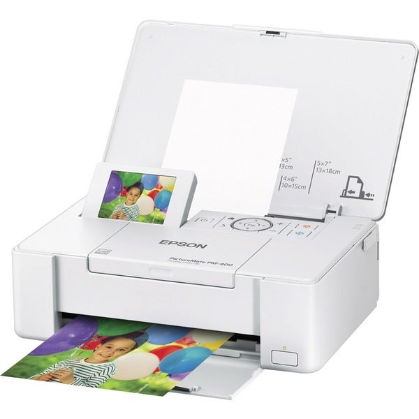 Epson PictureMate PM-400 Inkjet Printer - Color - 5760 x 1440 dpi Pri