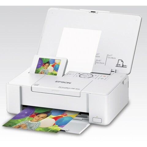 Epson PictureMate PM-400 Inkjet Printer - Color - 5760 x 1440 dpi Pri