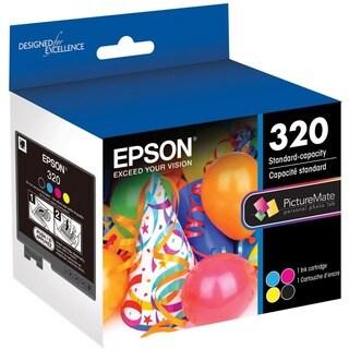 Epson Original Ink Cartridge - Cyan, Magenta, Yellow, Black