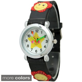 Olivia Pratt Kids' Happy Planets and Stars Watch