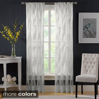 Brielle Brock Sheer Rod Pocket Panel