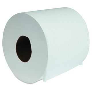 Boardwalk Center-Pull White Hand Towels (Pack of 6 Rolls)