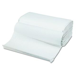 Boardwalk Singlefold White Paper Towels (Pack of 16 Rolls)