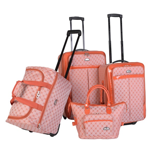 American Flyer Signature 4 Piece Expandable Rolling