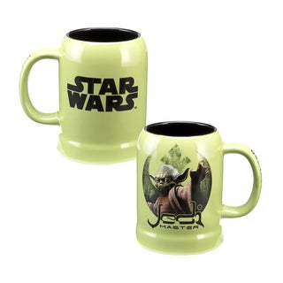 Star Wars Yoda 'Jedi Master' 20-ounce Ceramic Stein