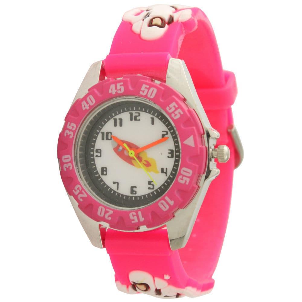 Olivia Pratt Children's Outerspace Silicone Strap Watch (...