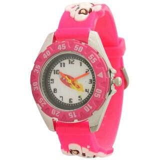 Olivia Pratt Children's Outerspace Silicone Strap Watch