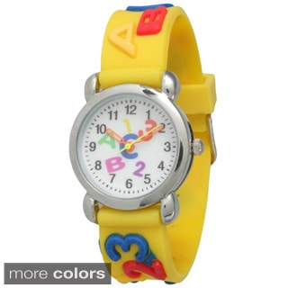 Olivia Pratt Kids' ABCs Watch