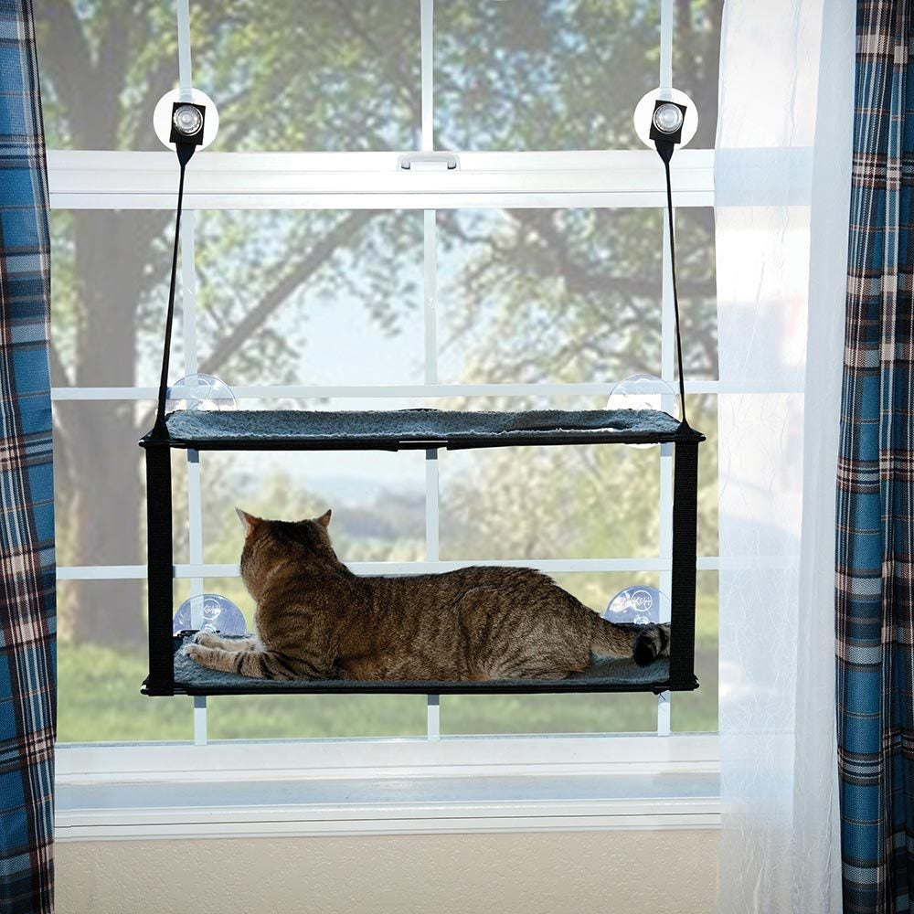 K&H Manufacturing K and H Pet Products Kitty Sill Double ...