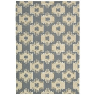 Barclay Butera Prism Slate Area Rug by Nourison (7'9 x 10'10)
