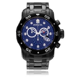 Invicta Men's Chronograph 0693 'Pro Diver' Link Watch