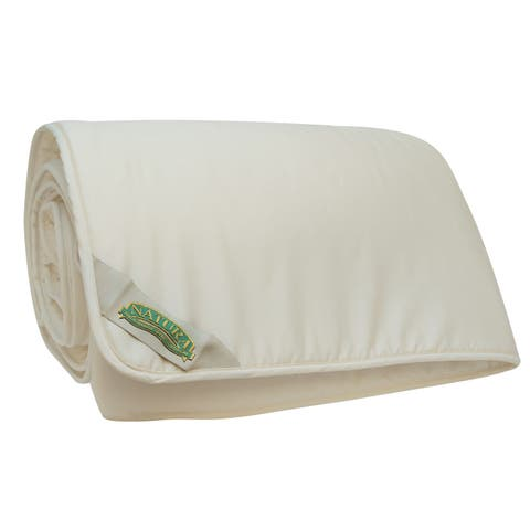 Certified Luxury Organic Wool Comforter