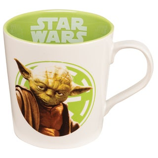 Star Wars 12-ounce Yoda 'Use the Force' Ceramic Mug