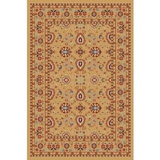 Renaissance Berber Traditional Print Area Rug (3'3 x 5'3)
