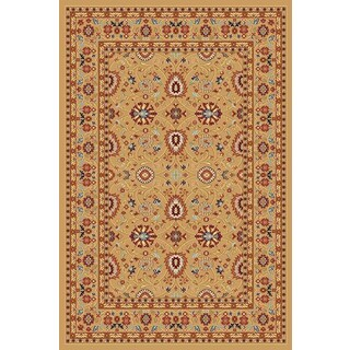 Renaissance Berber Traditional Print Area Rug (7'10 x 10'10)