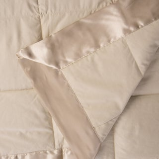 European Heritage Luxury White Goose Down Blanket (More options available)