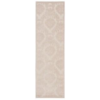 Rug Squared Montrose Ivory Sand Runner Rug (2'2 x 7')