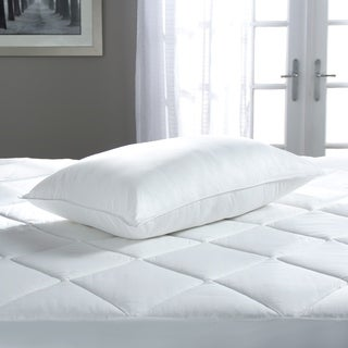 Luxury Primaloft Down Alternative Silky Sateen 400 Thread Count Pillow