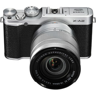 Fujifilm X-A2 Mirrorless Camera 16-50mm Lens