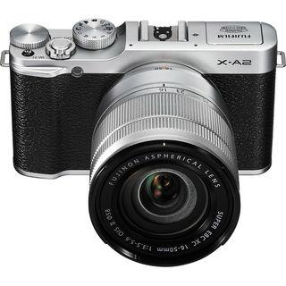 Fujifilm X-A2 Mirrorless Camera 16-50mm Lens