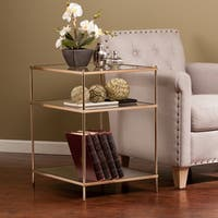 Silver Orchid Grant Side/ End Table