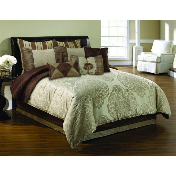 Rome 10-piece Comforter Set