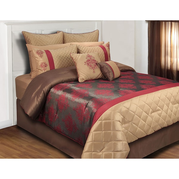 Archer 10-piece Comforter Set