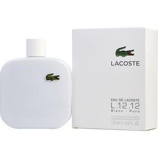 Lacoste L.12 12 Blanc Men's 5.9-ounce Eau de Toilette Spray