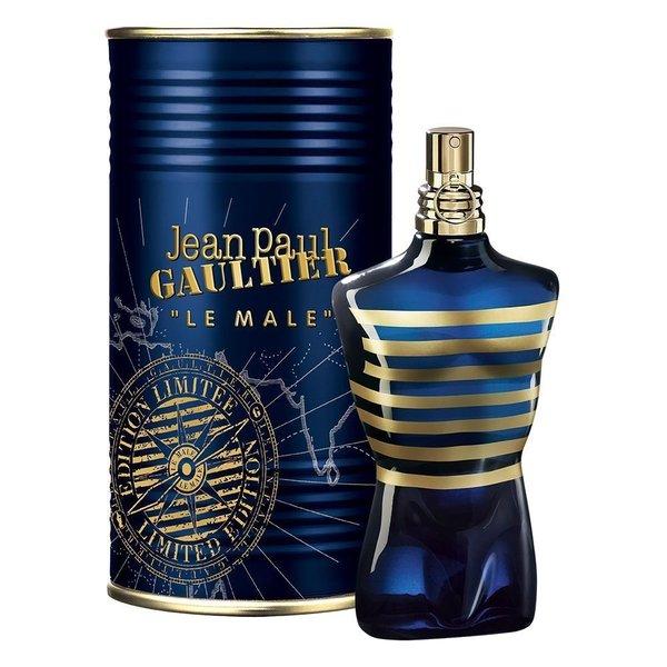 shop jean paul gaultier le male men 39 s 4 2 ounce eau de toilette spray limited edition free. Black Bedroom Furniture Sets. Home Design Ideas