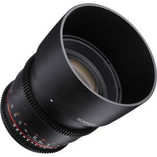 Rokinon 85mm T1.5 Cine DS Lens for Sony E-Mount
