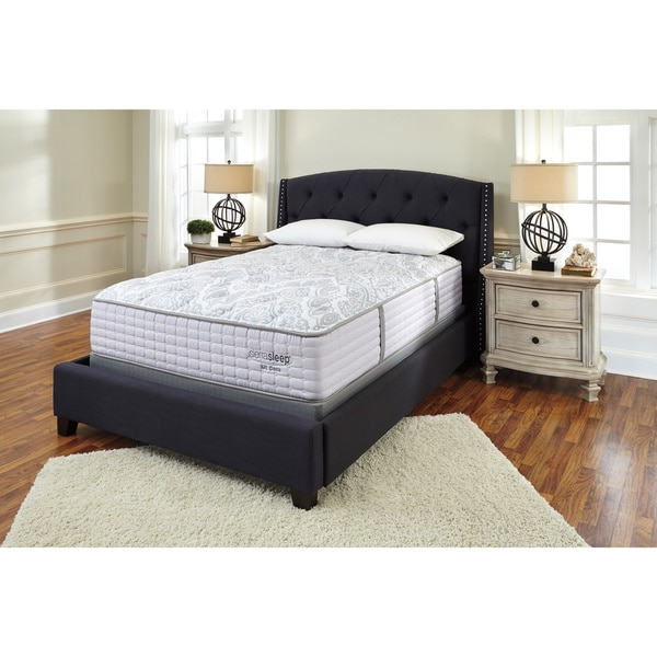 Shop Sierra Sleep By Ashley Mt Dana Plush Queen Size Mattress Free Shipping Today Overstock